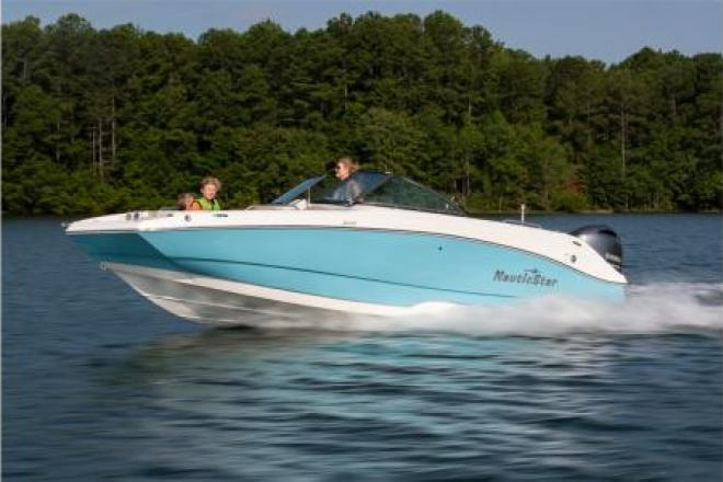 2021 Nautic Star 223 DC
