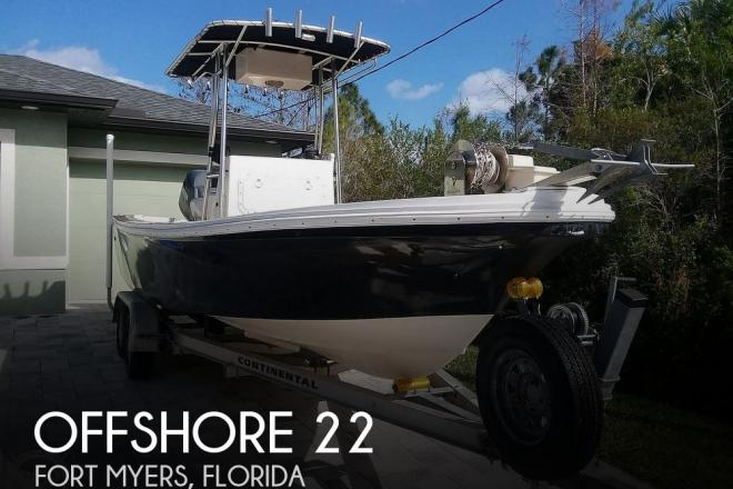 1986 Offshore 22 - For Sale at Fort Myers, FL 33966 - ID 204305