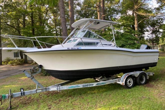 1989 Grady White 226 Seafarer - For Sale at Greenville, NC 27833 - ID 207010