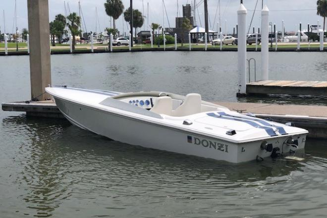 1996 Donzi 22 Classic - For Sale at Seabrook, TX 77586 - ID 207133