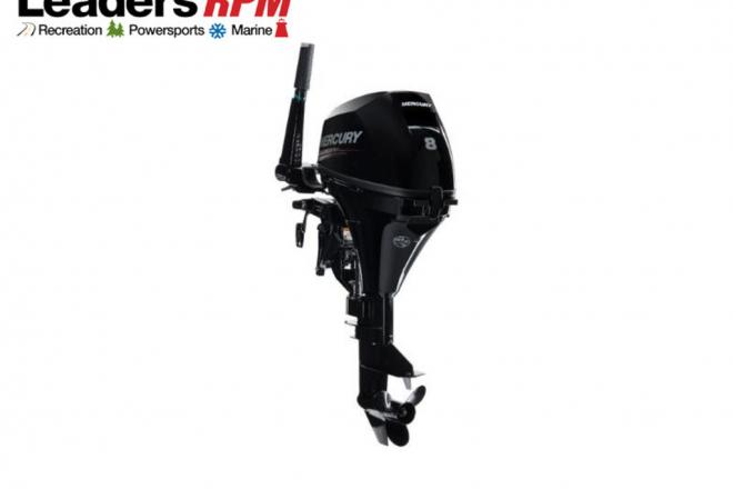 2020 Mercury 8 hp 4-stroke - For Sale at Kalamazoo, MI 49009 - ID 151371