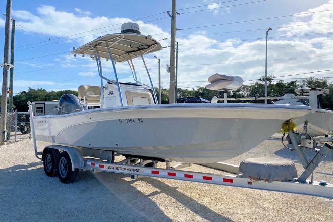 2015 Sea Fox 220 Viper Bay Boat