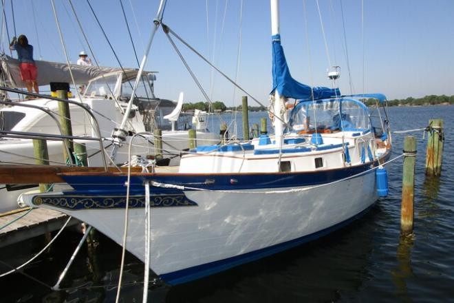 1975 Downeast 38 Cutter - For Sale at Navarre, FL 32566 - ID 207266