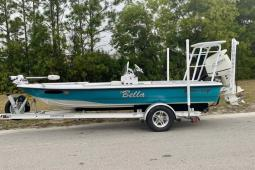 2018 Action Craft 1720 ACE Flyfisher