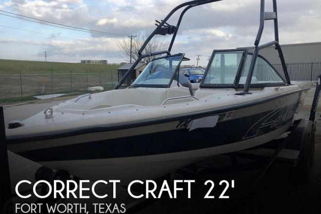 1998 Correct Craft Air Nautique - For Sale at Fort Worth, TX 76102 - ID 204899