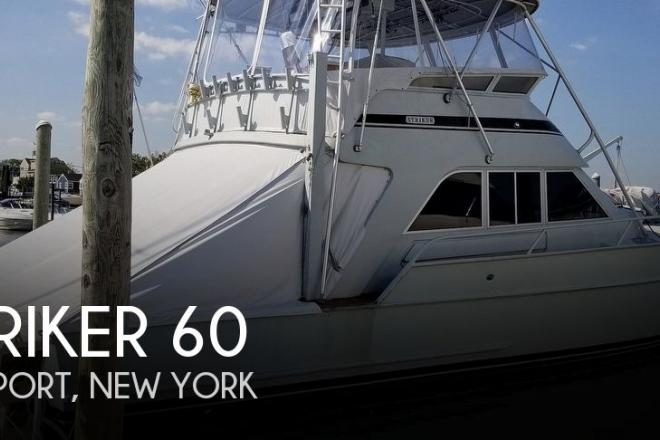 1981 Striker 60 - For Sale at Freeport, NY 11520 - ID 207423