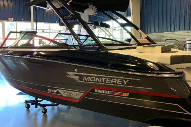 2020 Monterey 238 SS