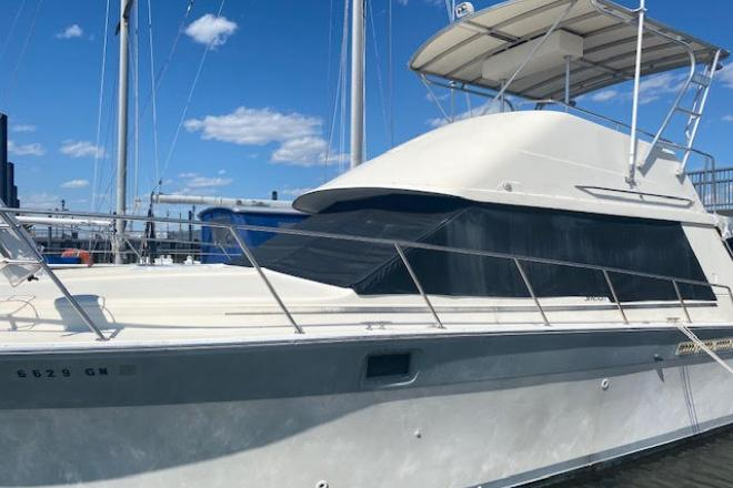 1985 Silverton Convertible - For Sale at Carteret, NJ 7008 - ID 207665
