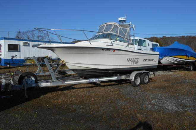 2002 Trophy 2002WA - For Sale at Westbrook, CT 6498 - ID 207666