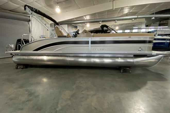 2021 Harris SUNLINER 250 - SLDH - PERFORMANCE TRIPLE TUBE
