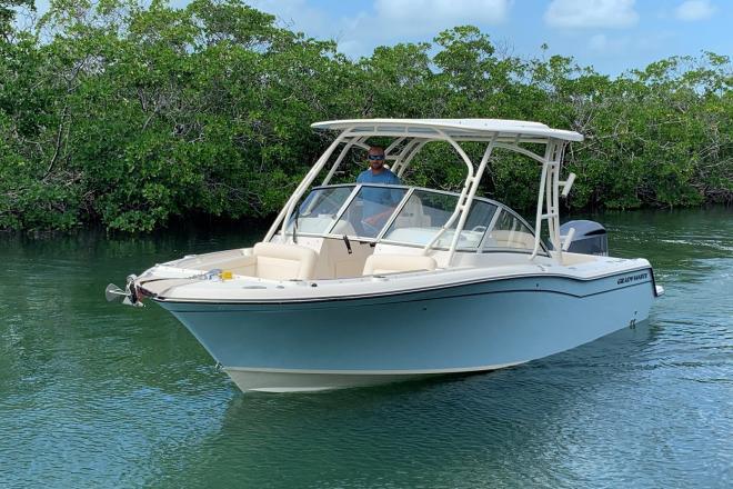 2021 Grady White Freedom 235 - For Sale at Islamorada, FL 33036 - ID 207795