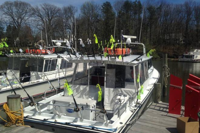 2000 Markley 46 - For Sale at Pasadena, MD 21122 - ID 207824