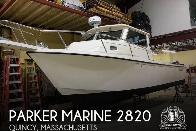 2008 Parker 2820 XLD - For Sale at Quincy, MA 2171 - ID 203827