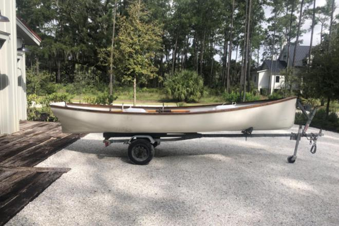 2000 Whitehall Sail and Row - For Sale at Bluffton, SC 29910 - ID 208162