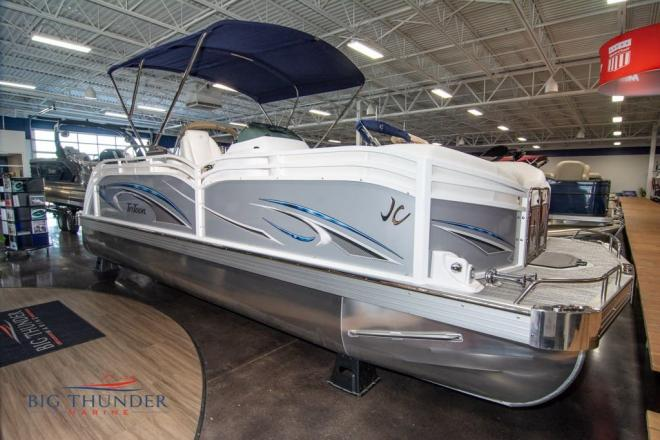 2021 JC Tritoon NEPTOON 23 TT SPORT - For Sale at Lake of the Ozarks, MO 65049 - ID 199893