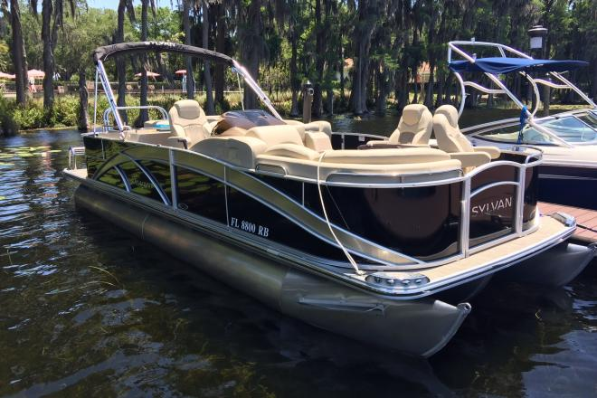 2016 Sylvan Mandalay 8523 Sportlounger - For Sale at Windermere, FL 34786 - ID 208267