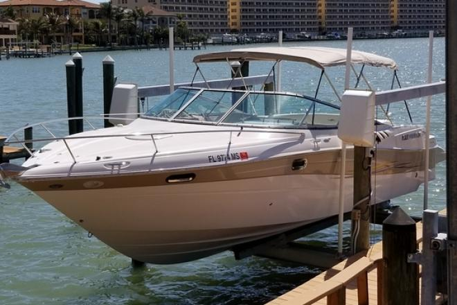 2005 Four Winns 285 Sundowner - For Sale at Redington Shores, FL 33708 - ID 208308