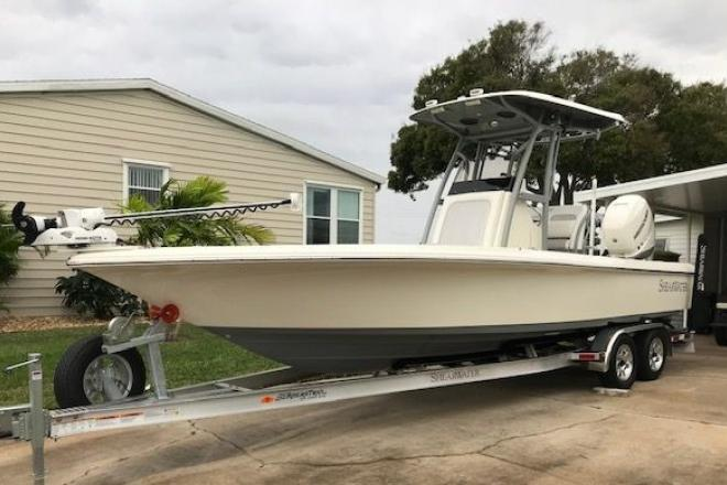 2020 Shearwater 260 Carolina Flare - For Sale at Vero Beach, FL 32960 - ID 208324