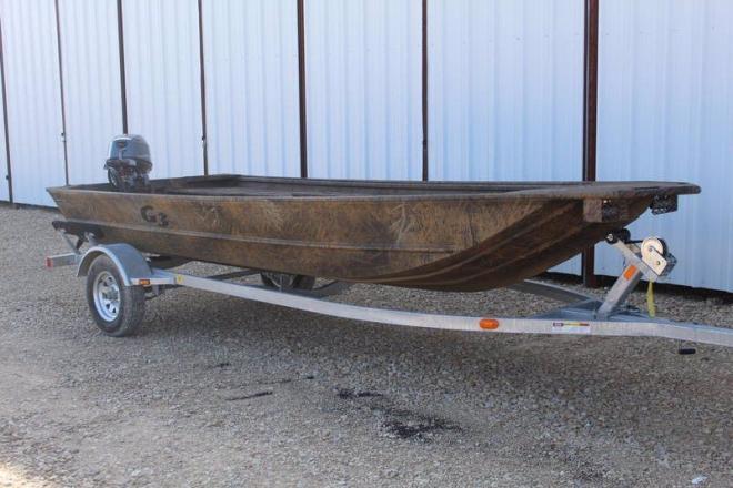 2019 G3 Boats Gator Tough