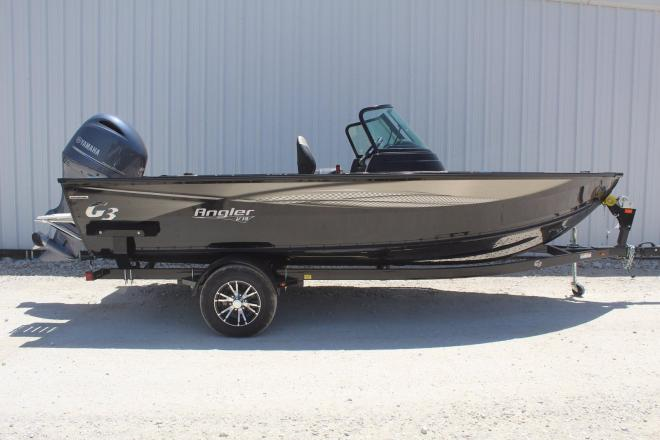 2020 G3 Boats Angler V - For Sale at Tulsa, OK 74146 - ID 199111