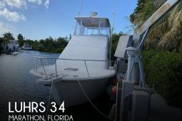 2003 Luhrs 34 Convertible