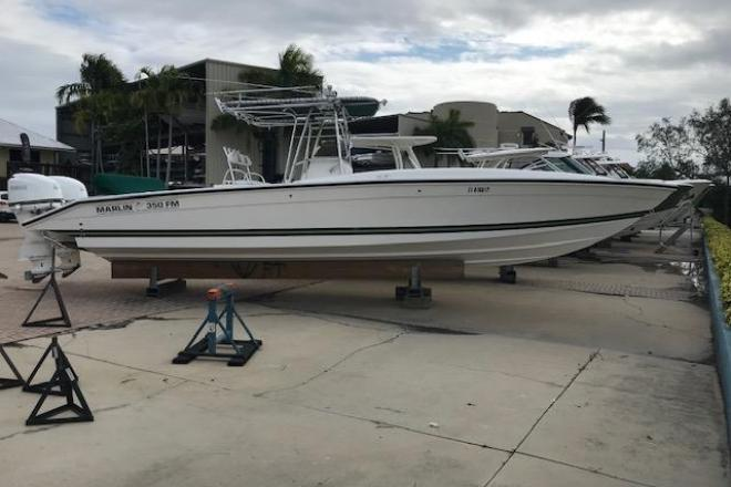 2003 Marlin 350 FM - For Sale at Fort Myers, FL 33901 - ID 208387