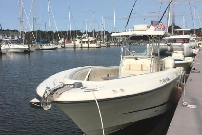 2006 Hydra Sports 3300 - For Sale at Westbrook, CT 6498 - ID 208397