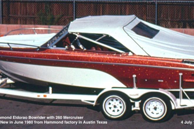 1979 Hammond V1950 Eldorado - For Sale at Thousand Oaks, CA 91319 - ID 208430