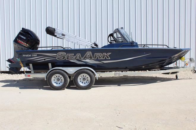 2020 SeaArk Procat 200 - For Sale at Kingston, OK 73439 - ID 198258