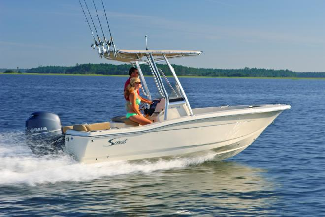 2021 Scout 195 SPORTFISH - For Sale at Canton, GA 30114 - ID 208439
