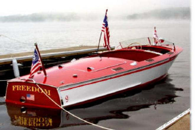 1948 Higgins Deluxe Runabout - For Sale at Houston, TX 77001 - ID 208475
