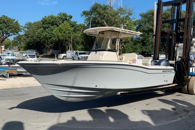 2021 Grady White Fisherman 257