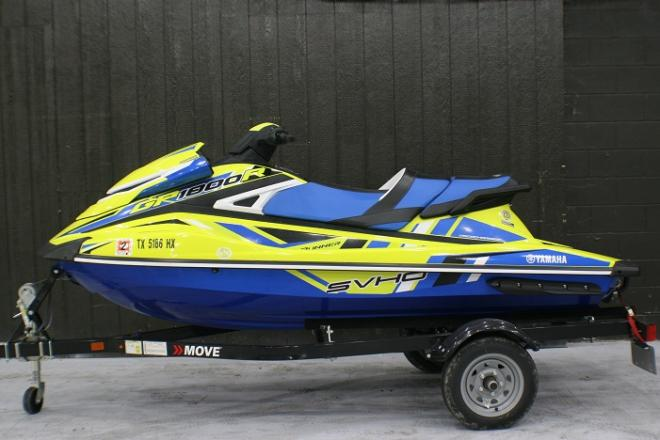 2020 Yamaha Waverunner GP1800-R SVHO - For Sale at Mc Queeney, TX 78123 - ID 208593