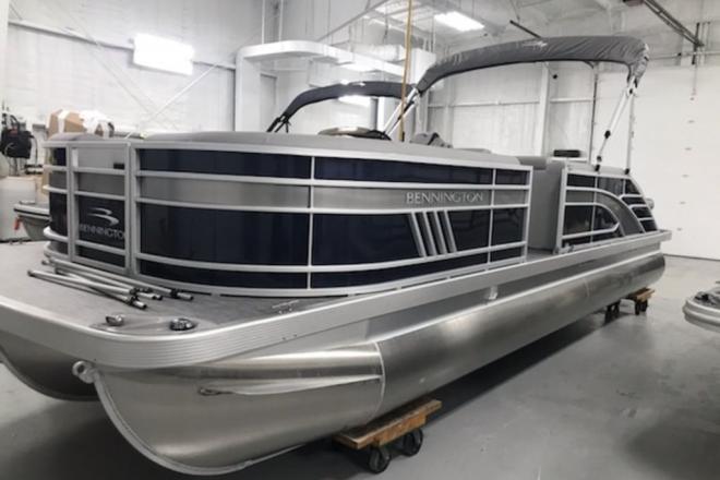 2021 Bennington 25LSB - For Sale at Bellaire, MI 49615 - ID 200105