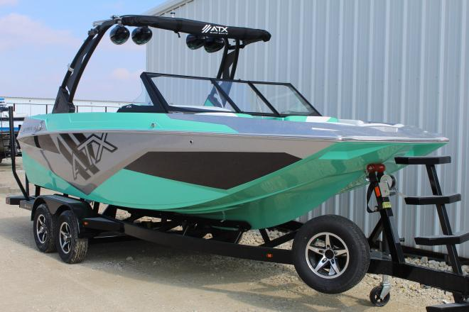 2021 ATX Surf Boats Type-S - For Sale at Kingston, OK 73439 - ID 204430