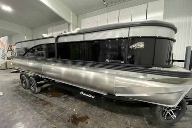 2021 Manitou Aurora LE Angler - For Sale at Kingston, OK 73439 - ID 206685