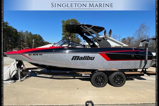 2020 Malibu WAKESETTER 24 MXZ - For Sale at Buford, GA 30518 - ID 208686