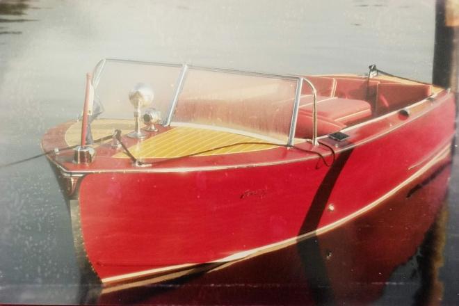 1953 Century Resorter - For Sale at Stuart, FL 34994 - ID 208694