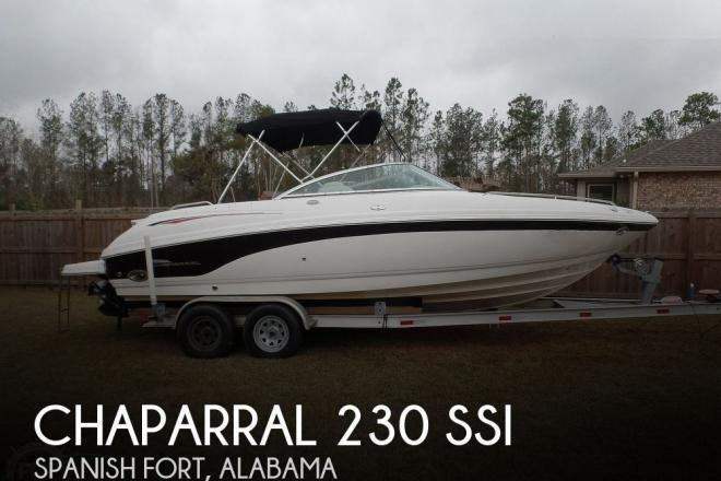 2003 Chaparral 230 SSi - For Sale at Daphne, AL 36527 - ID 177771