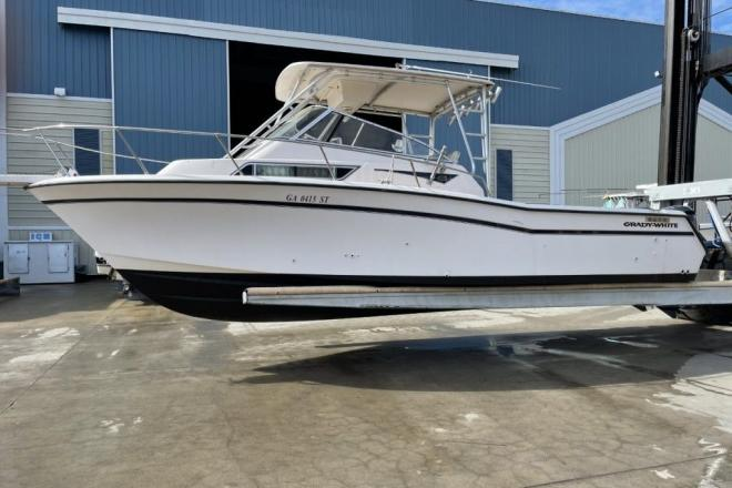 1997 Grady White 300 Marlin - For Sale at Carrabelle, FL 32322 - ID 208682