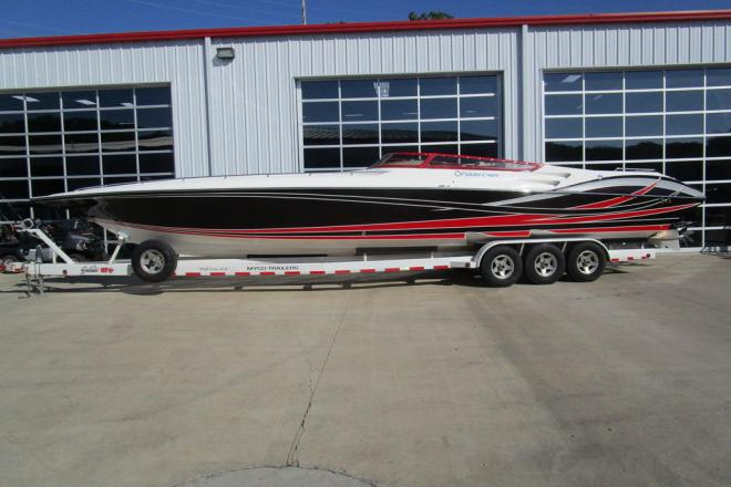 2008 Fountain 42 Lightning - For Sale at Osage Beach, MO 65065 - ID 196307
