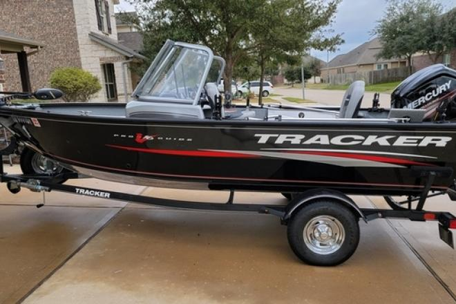 2017 Tracker V16 WT - For Sale at Brookshire, TX 77423 - ID 208868