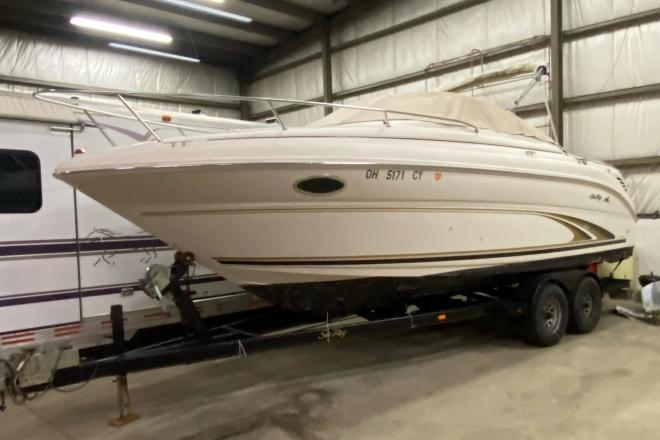 2001 Sea Ray 245 Weekender - For Sale at Mansfield, OH 44901 - ID 208962