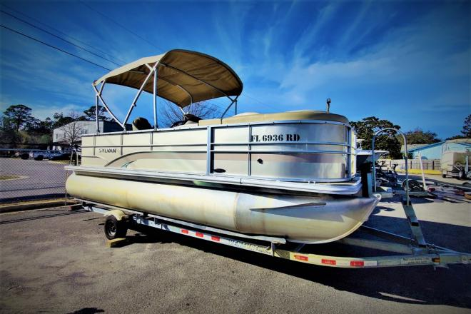 2016 Sylvan 8520 - For Sale at Mary Esther, FL 32569 - ID 208994