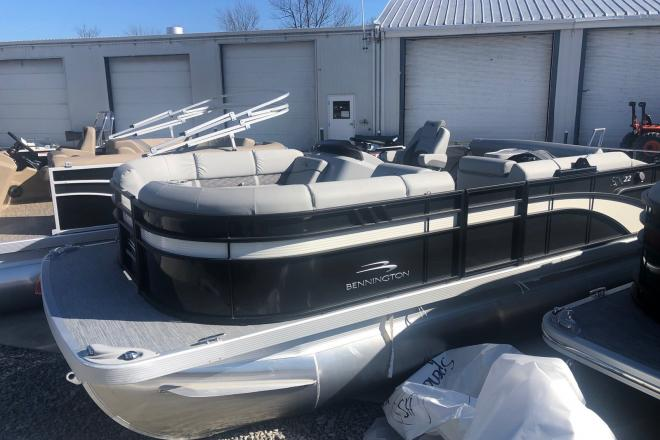 2021 Bennington 22 SSBX SPS - For Sale at Russells Point, OH 43348 - ID 207673