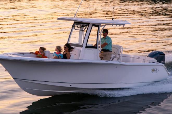 2021 Sea Hunt 239 ULTRA SE - For Sale at Jensen Beach, FL 34957 - ID 209098