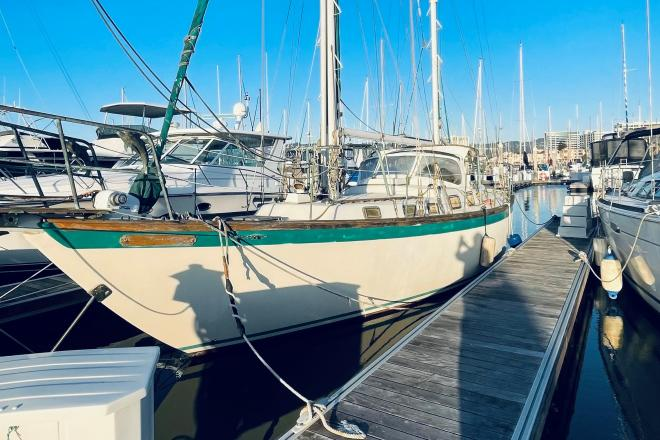 1982 Bruce Roberts Cutter Rigged Ketch - For Sale at Emeryville, CA 94608 - ID 209252