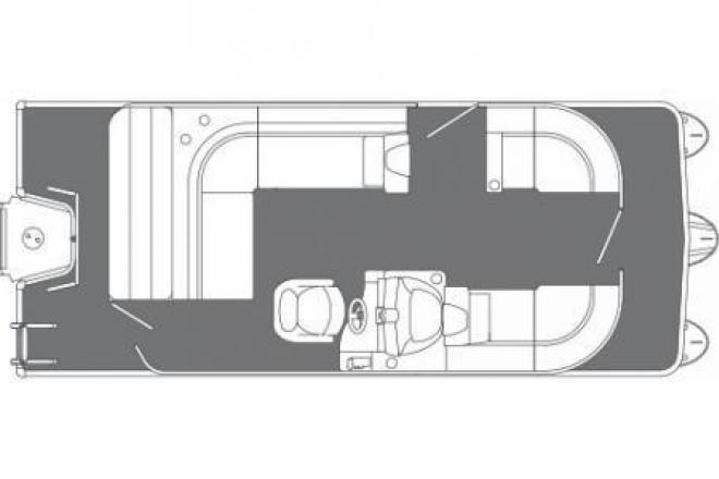 2021 Harris Sunliner 210 - For Sale at La Porte, IN 46350 - ID 209270