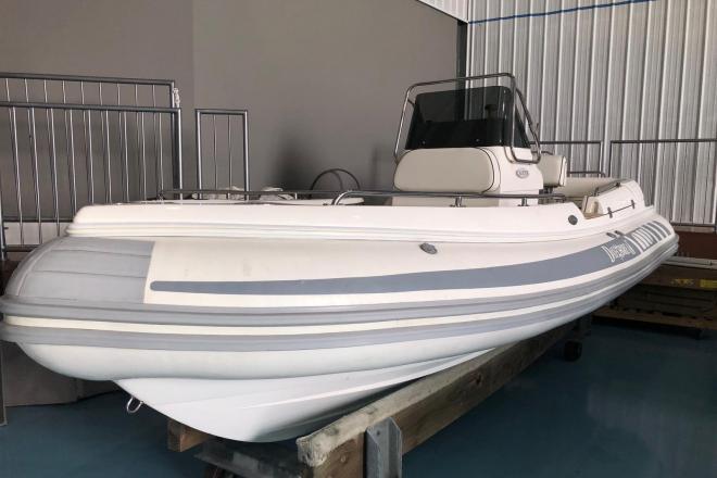 2002 Novurania EQUATOR 600