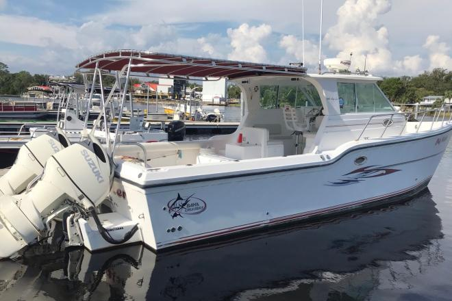 2008 Baha Cruisers 340 King Cat